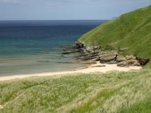 Strathy Beach - North Scotland